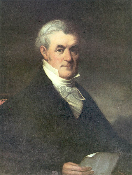U.S. Secretary of War William Eustis