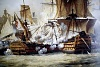 Naval Action Paintings.