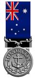 Minor Con Medal - Australia