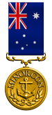 Minor Con GM Medal - Australia