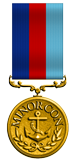 Minor Con GM Medal - U.K.