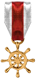 Sails of Glory Midshipman Medal